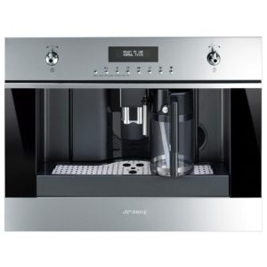 Smeg CMS6451X Classic Fully Automatic Built In Coffee Machine – STAINLESS STEEL