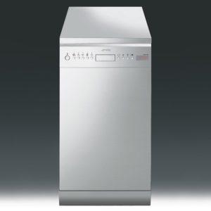 Smeg D4SS-1 45cm Freestanding Dishwasher - STAINLESS STEEL