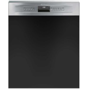Neff S41E50S1GB 60cm Semi Integrated Dishwasher – BLACK