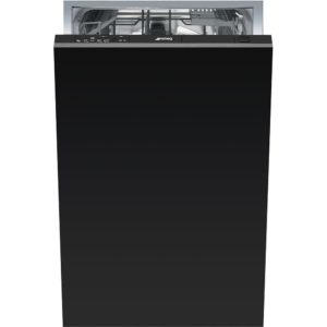 Smeg DIC410 45cm Fully Integrated Slimline Dishwasher