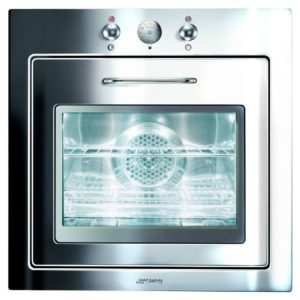 Smeg F67-7 60cm 'Piano' Multifunction Oven – STAINLESS STEEL