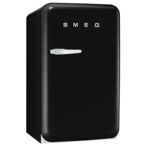 Smeg FAB10HRNE Black Retro Homebar Fridge Right Hand Hinge – BLACK