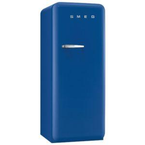 Smeg FAB28QBL1 60cm Retro Refrigerator Right Hand Hinge - DARK BLUE