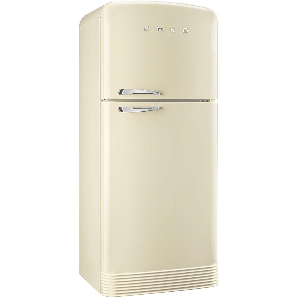 smeg fab50rcr retro top mount frost free fridge freezer. Black Bedroom Furniture Sets. Home Design Ideas