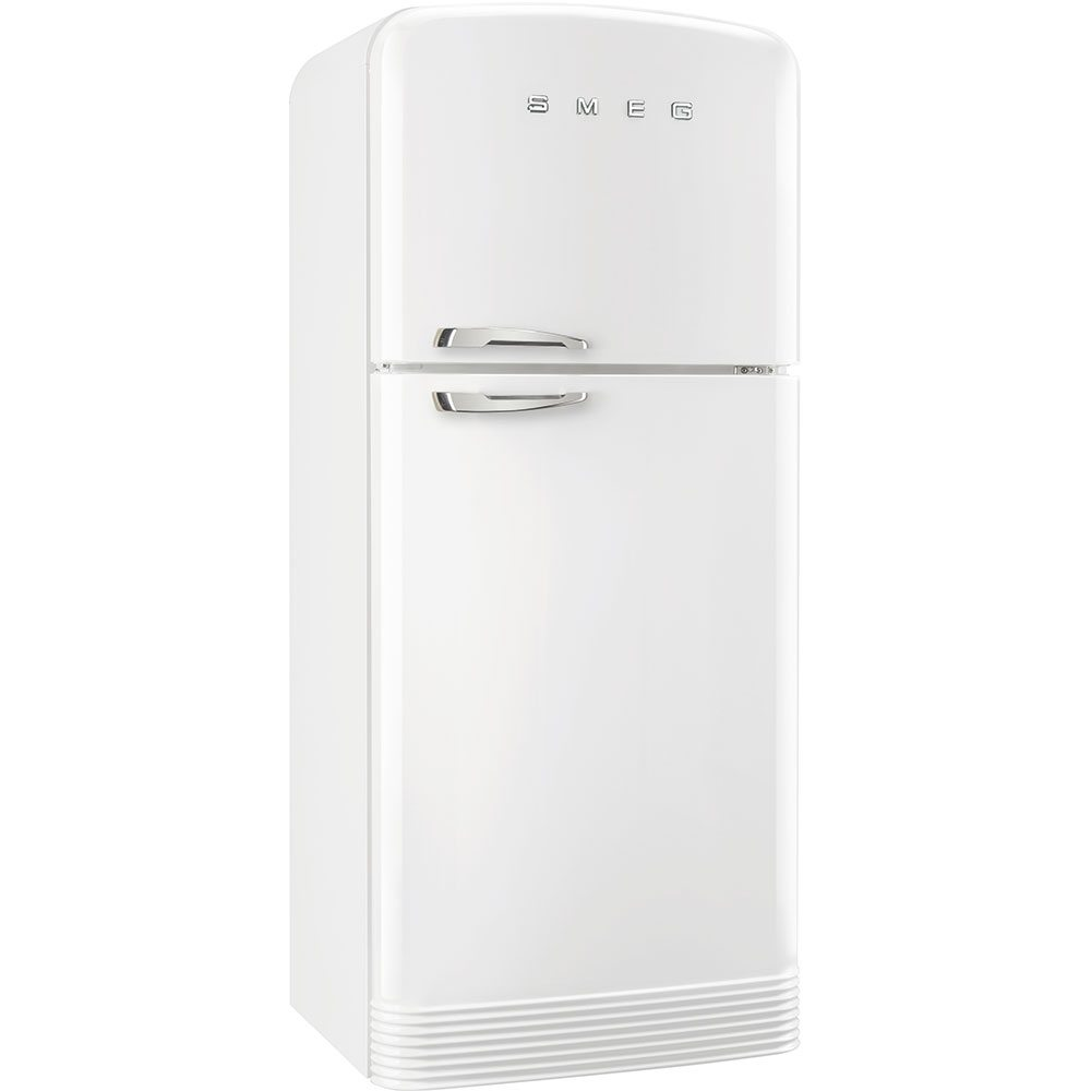 smeg fab50rwh retro top mount frost free fridge freezer. Black Bedroom Furniture Sets. Home Design Ideas