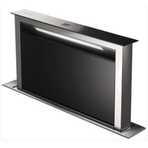 De Dietrich DHD7961B 88cm Downdraft Extractor – BLACK