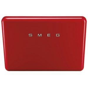 Smeg KFAB75RD 75cm Retro Angled Chimney Hood – RED