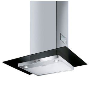 Smeg KFV62DNE 60cm Chimney Hood - STAINLESS STEEL