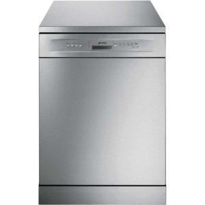 Smeg LV612SVE 60cm Freestanding Dishwasher - STAINLESS STEEL