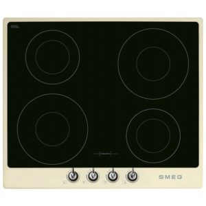 Smeg PI964P 60cm Victoria Induction Hob – CREAM
