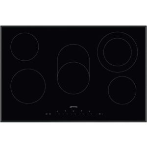 Hotpoint HR724BH 77cm Bevelled Edge Touch Control Ceramic Hob – BLACK