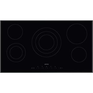 Smeg SE395ETB 90cm Touch Control Ceramic Hob – BLACK
