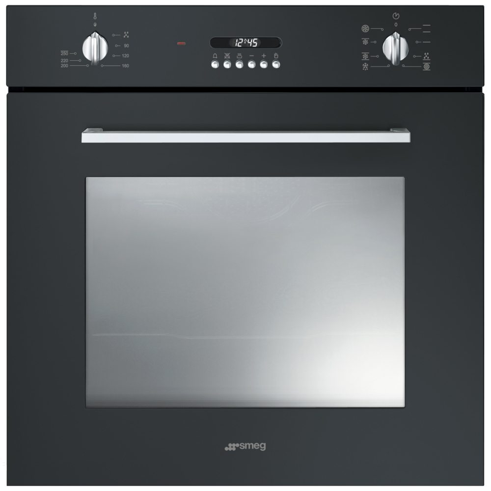 Smeg SF478N Cucina Built In Single Oven - Appliance City