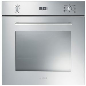 Smeg SF485X Cucina Built In Single Oven – STAINLESS STEEL