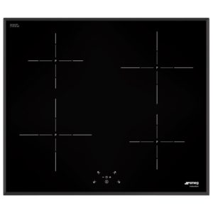 Smeg SI5643B 60cm Induction Hob Bevelled Edge – BLACK