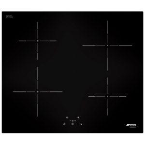 Smeg SI5643D 60cm Induction Hob – BLACK