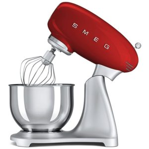 Smeg SMF01RDUK Retro Stand Mixer - RED