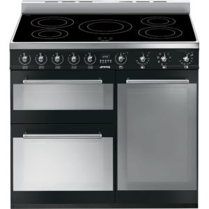 Rangemaster NEX110EIWH/C Nexus 110cm Induction Range Cooker 106170 – WHITE