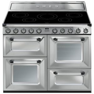 Smeg TR4110IX 110cm Victoria Induction Range Cooker – STAINLESS STEEL