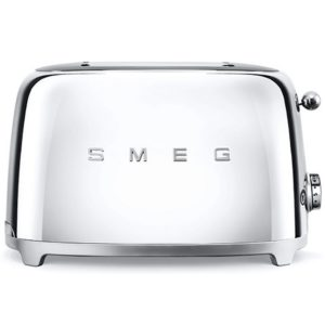 Smeg TSF01RDUK Retro 2 Slice Toaster – RED