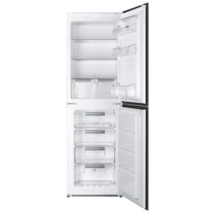 Smeg UKC7172NP 178cm Integrated 50/50 Frost Free Fridge Freezer