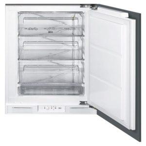 Smeg UKUD7108FSEP Cucina Integrated Built Under Freezer