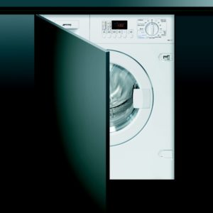 Smeg WDI14C7 7kg Cucina Fully Integrated Washer Dryer