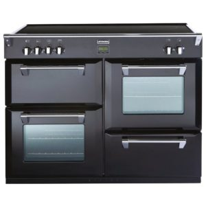 Stoves RICHMOND 1000EIBLK 1650 Richmond 100cm Induction Range Cooker - BLACK