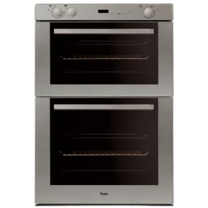 Whirlpool AKW301IX Built Under Multifunction Double Oven - STAINLESS STEEL