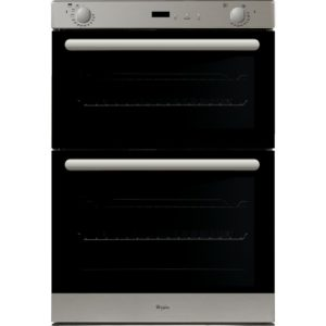 Whirlpool AKW401IX Built Under Multifunction Double Oven – STAINLESS STEEL