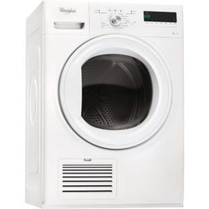 Whirlpool DDLX70110 7kg Condenser Tumble Dryer - WHITE