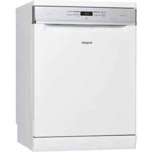 Whirlpool WFO3T3236PUK 60cm Freestanding Dishwasher – WHITE