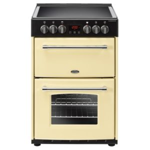 Belling FARMHOUSE 60GCRM 4716 60cm Freestanding Gas Cooker – CREAM