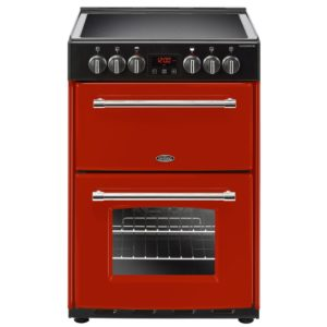 Belling FARMHOUSE 60GHJA 4718 60cm Freestanding Gas Cooker - RED