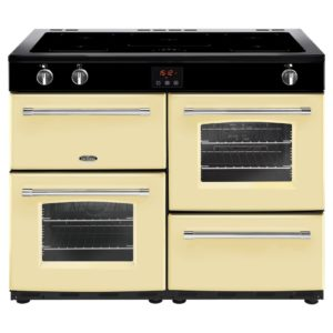 Belling FARMHOUSE 110EICRM 4156 110cm Induction Range Cooker – CREAM