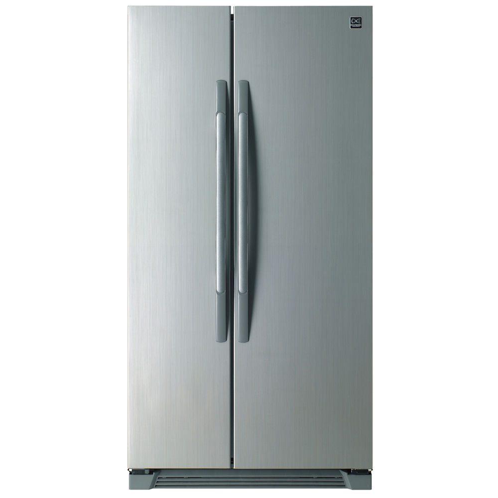 daewoo frau20ici american style fridge freezer non ice. Black Bedroom Furniture Sets. Home Design Ideas