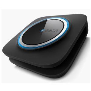 Elica SNAP BLACK Wi-Fi Air Quality Balancer – BLACK