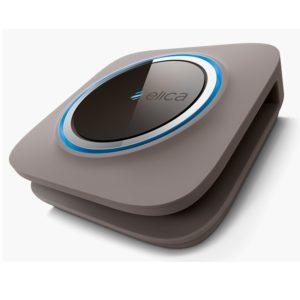Elica SNAP BROWN Wi-Fi Air Quality Balancer – BROWN