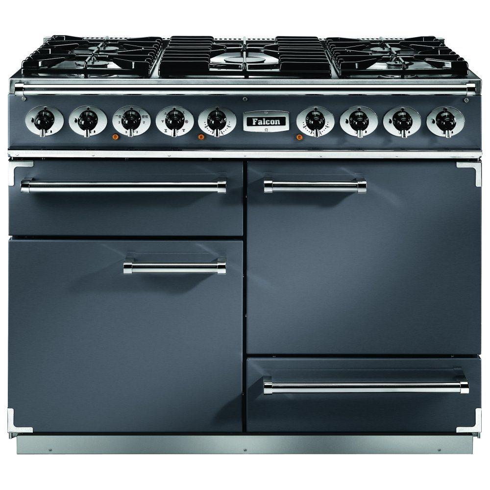falcon f1092dxdfsl nm 1092 deluxe dual fuel range cooker. Black Bedroom Furniture Sets. Home Design Ideas