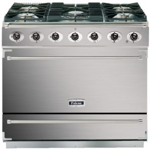 Falcon F900SDFSS/CM 90cm Single Cavity Dual Fuel Range Cooker – STAINLESS STEEL