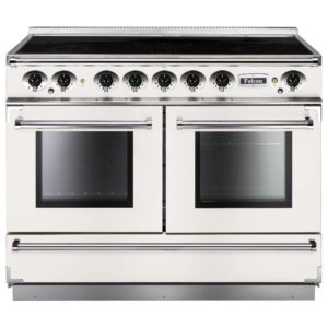 Falcon FCON1092EIWH/N Continental 1092 All Electric Induction Range Cooker – WHITE
