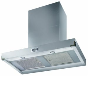 Falcon FHDCT900SS/C Contemporary Chimney Hood 900mm – STAINLESS STEEL