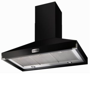 Falcon FHDSE1092BL/B Traditions 1092 Super Extract Chimney Hood – BLACK