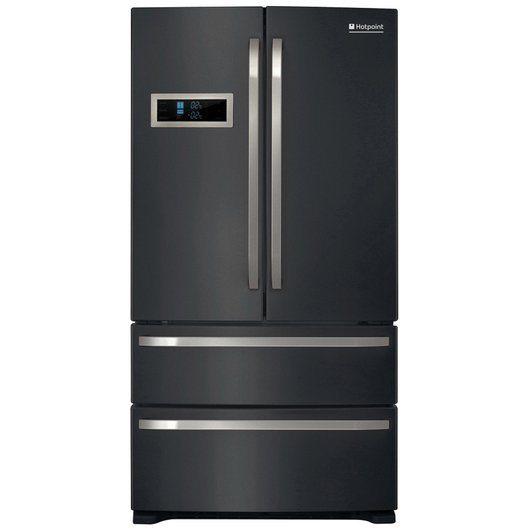 Hotpoint Ffuxl4dk French Style Fridge Freezer Appliance City