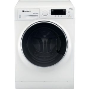 Hotpoint RD966JD 9kg Ultima S-Line Steam Washer Dryer 1600rpm – WHITE