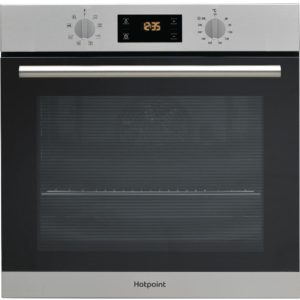 Hotpoint SA2540HIX Multifunction Hydro Clean Single Oven – STAINLESS STEEL