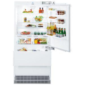 Liebherr ECBN6156 91cm Integrated Biofresh Fridge Freezer Right Hinged