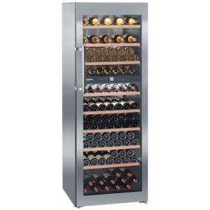 Liebherr WTES5972 70cm Freestanding Vinidor Dual Zone Wine Cooler – STAINLESS STEEL