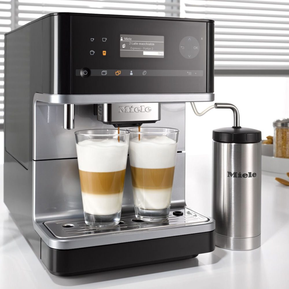 Image result for miele cm6310 bean to cup coffee machine, black