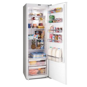AEG SFE8182VDC 178cm Integrated In Column Fridge With Ice Box